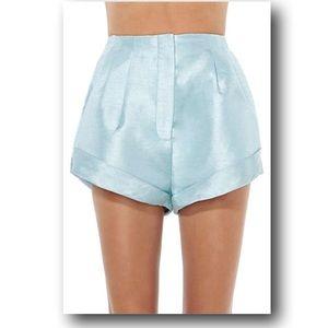 Cameo Light Blue Shorts Size Small